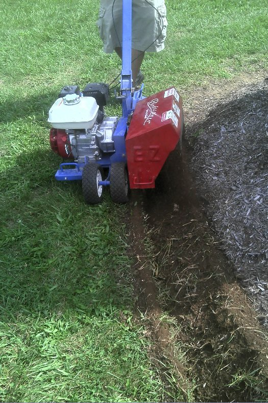 Bed Edger - Trencher Image